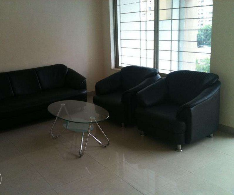 2 bhk flat for rent in Hari Ganga Society Nr Business Bay, yerwada
