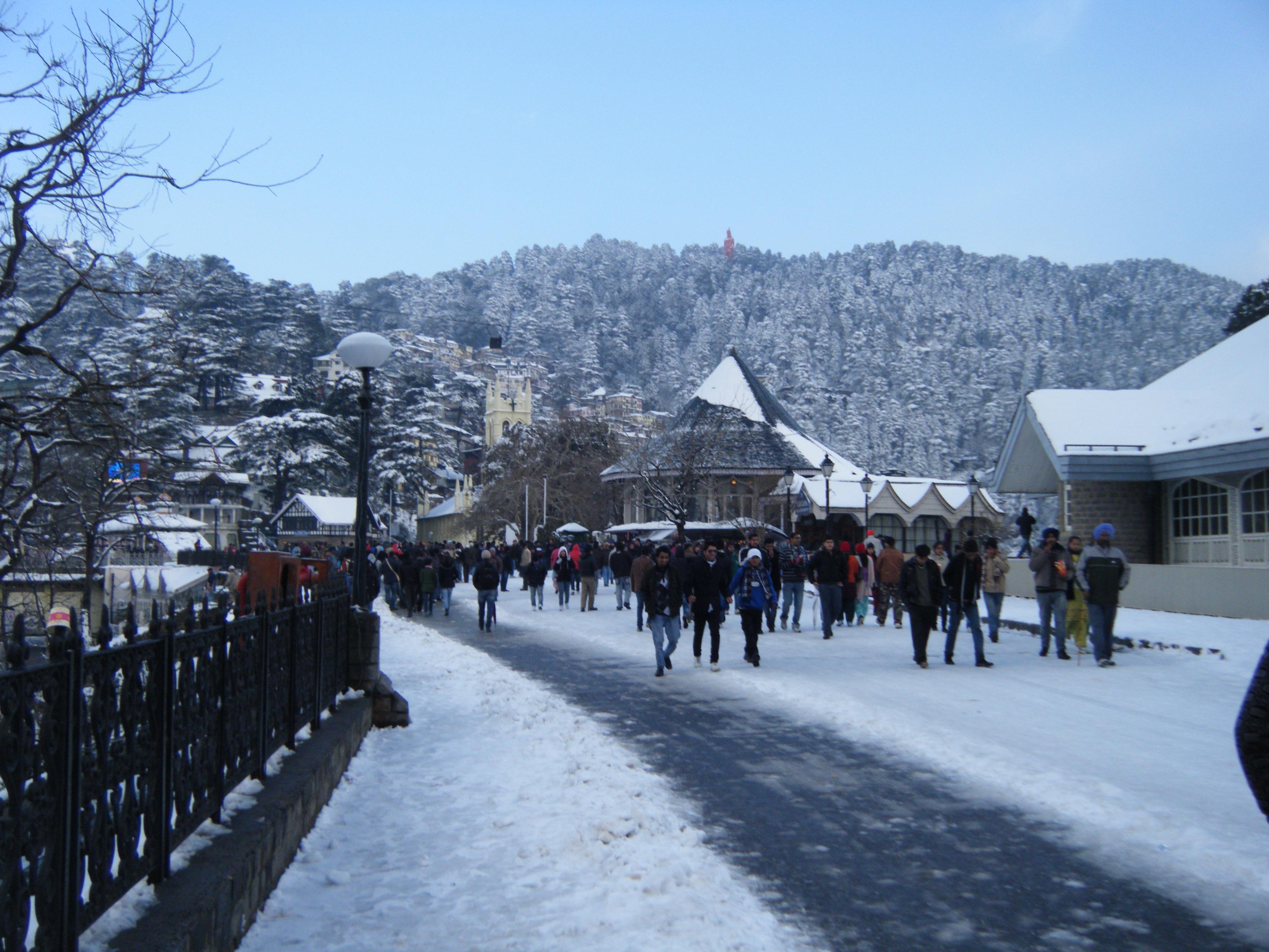 Shimla-Manali Package 5N/6D