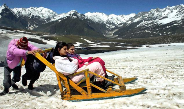 Exotic Kullu Manali by Volvo Tour 4 Nights / 5 Days